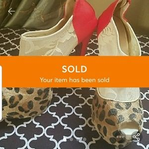 Shoes - Fancy shoes brand new